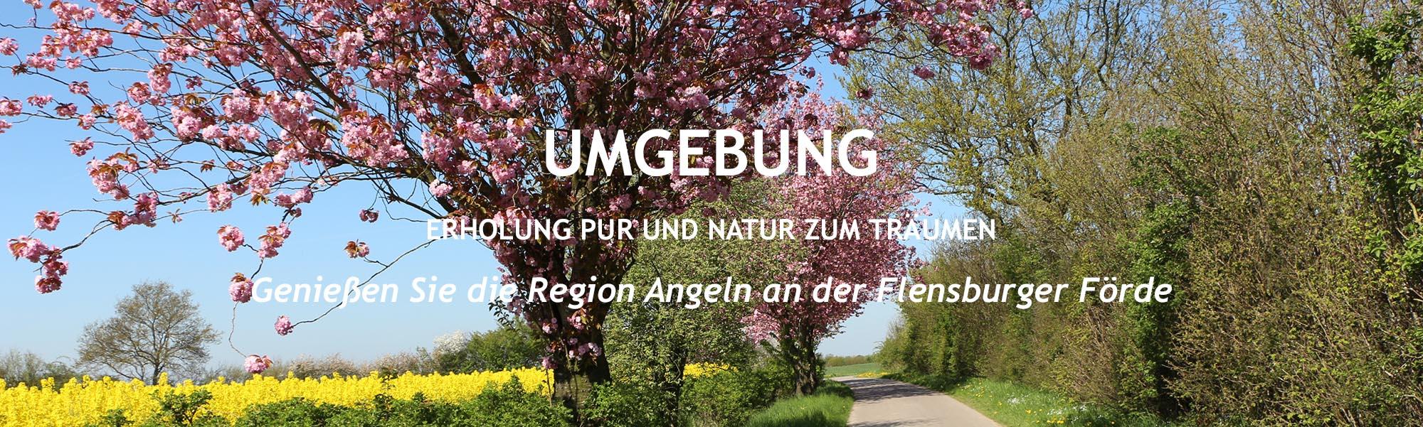 Region Angeln an der Flensburger Förde