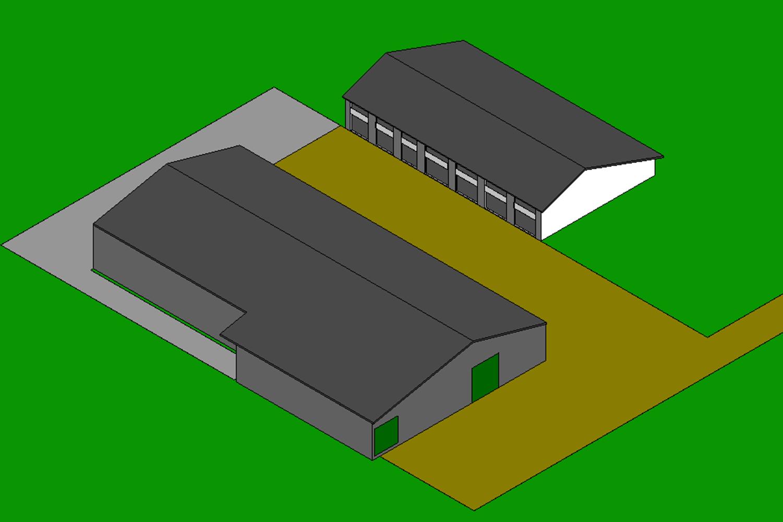 Grafik Halle